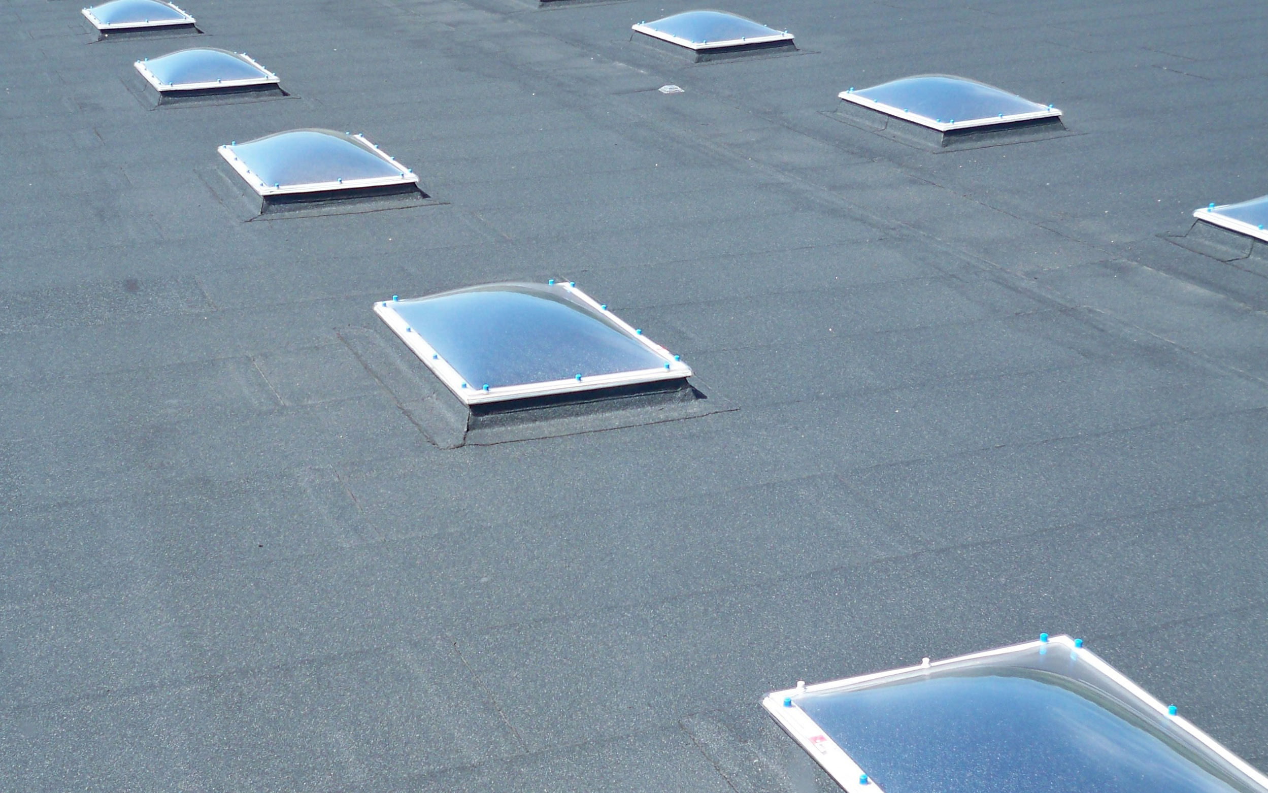 Polycarbonate Dome Rooflights uPVC Upstand
