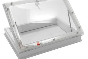 Manual Access Dome Rooflight