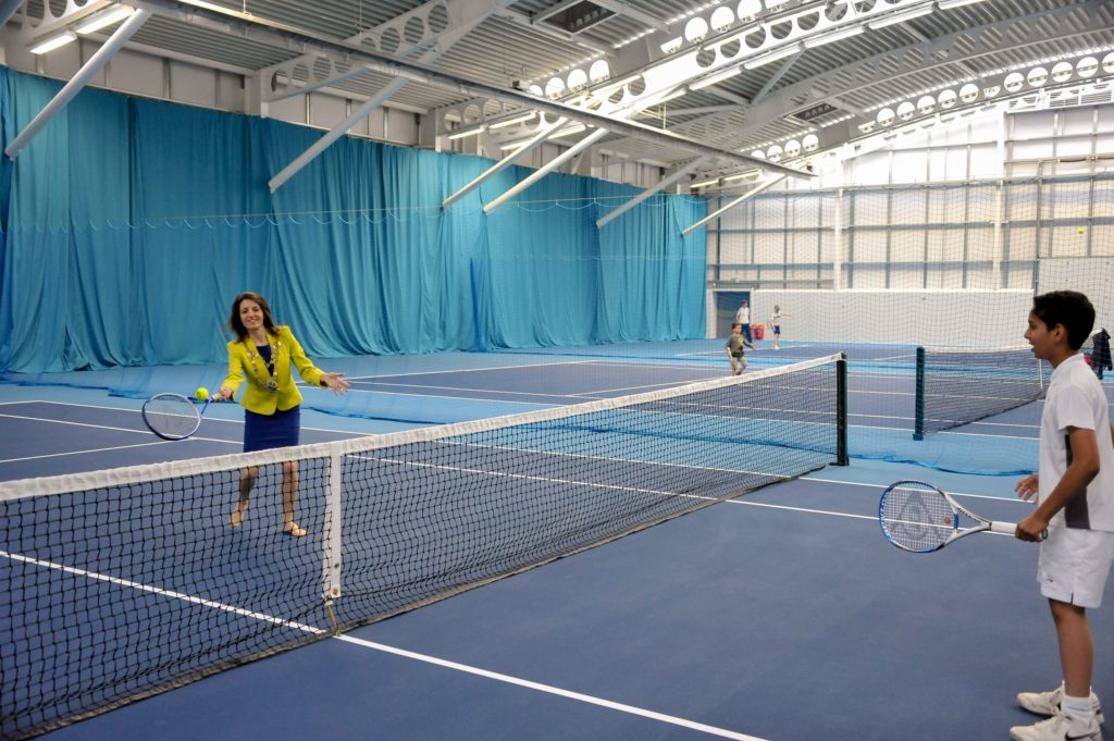 Batchwood Tennis Centre