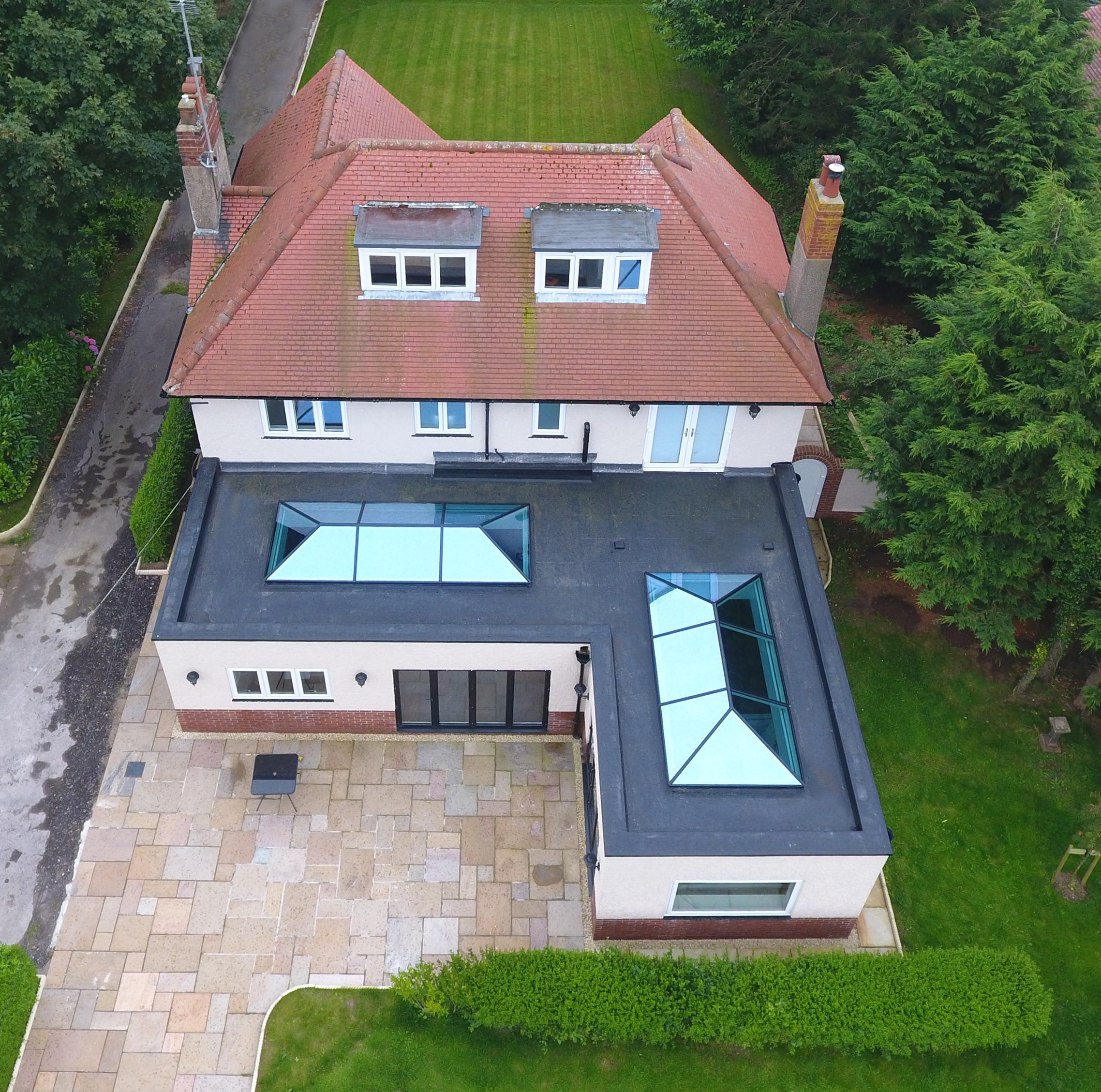 Korniche Glass Roof Lanterns Now From Just 163 615 00