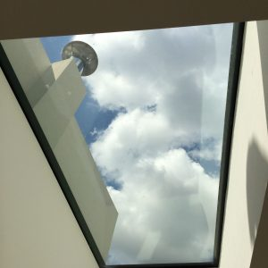 Fixed Flat Glass Rooflight