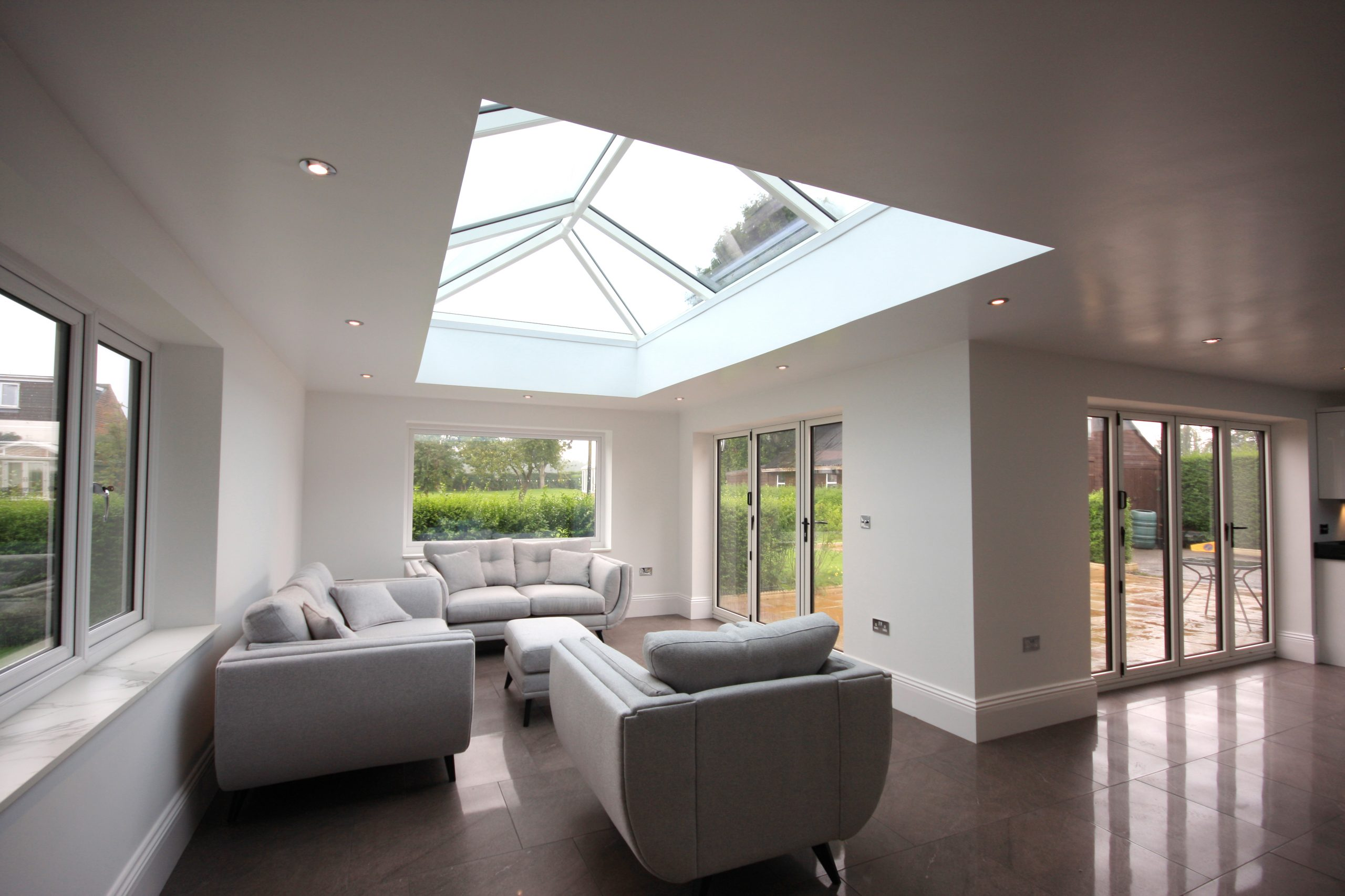 Korniche Glass Roof Lanterns - now from just £615.00