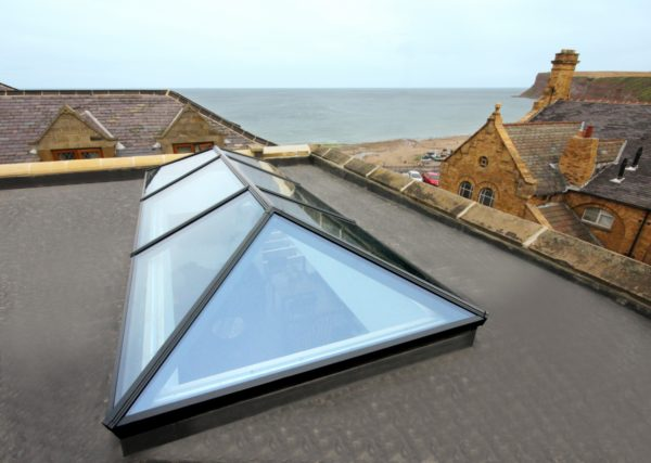 Korniche Roof Lantern - Private Residence