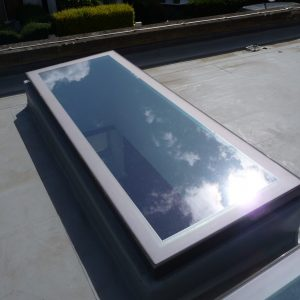 Fixed Flatglass Rooflight