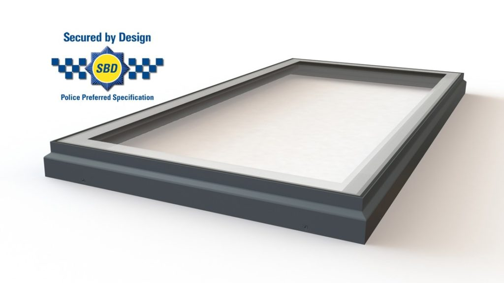 Secured by Design Rooflight