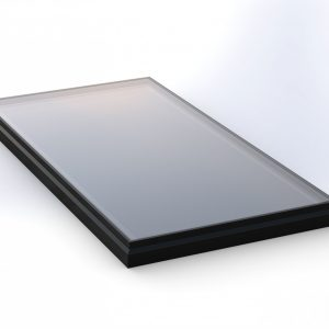 Walk On Flat Glass Rooflight