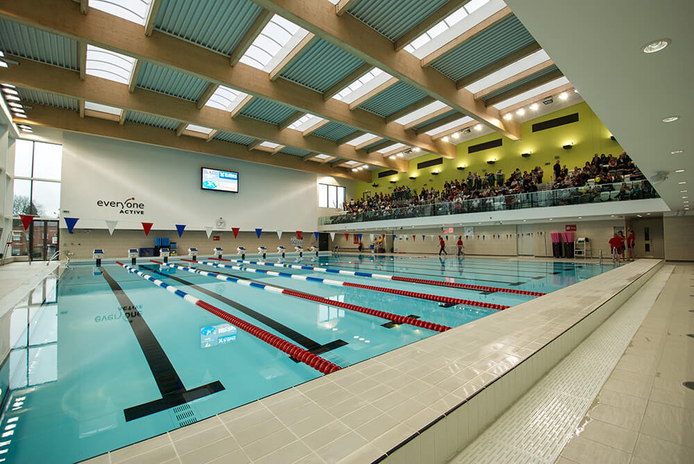 Westminster Lodge Leisure Centre