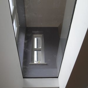 Fixed Walk-on Internal Flatglass Rooflight