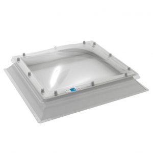 Polycarbonate Dome Rooflights 150mm uPVC Upstand