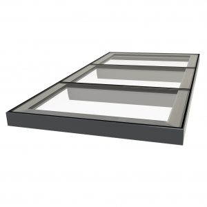 multi-section Rooflight