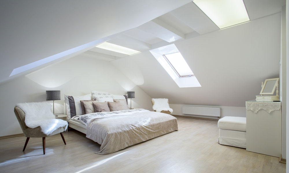 rooflights Why Your Loft Conversion Should Include Rooflights blog image