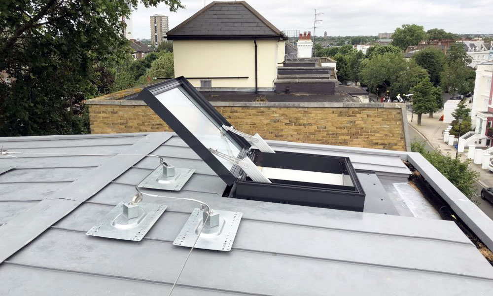 skylights The Benefits of Openable Rooflights blog image