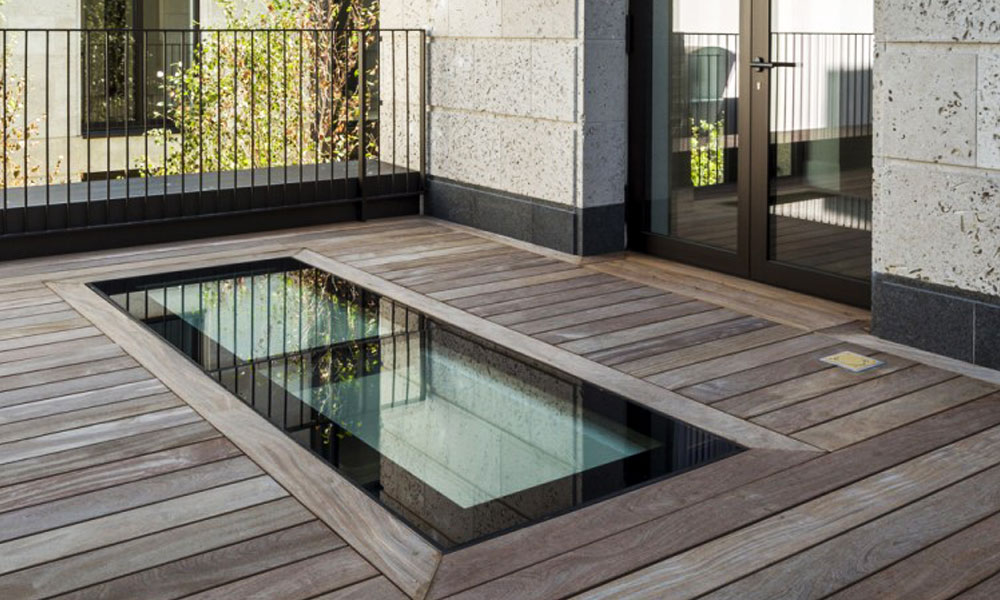 skylights What is a Walk-On Flatglass Rooflight and Where Can You Use Them blog image